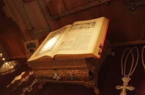 Domininkonų vienuolyno sakralinio meno ekspozicija