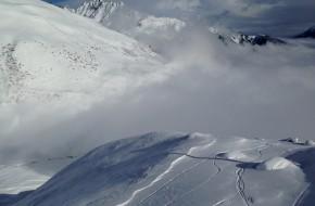 """""""Sedrun"""" slidinėjimo centras Šveicarijoje"""