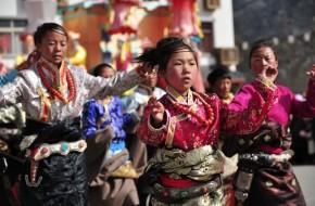Tibeto skvere bus švenčiami tibetiečių Naujieji metai