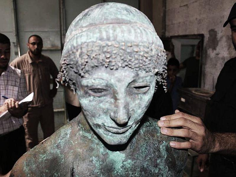 Apolonas, Gazos ruozas