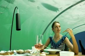 Iššūkis gurmanams – vakarienė Galvės ežero dugne