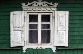 Tradicinė medinių namų puošyba